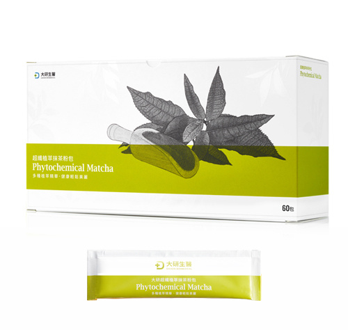 超纖植萃抹茶粉包